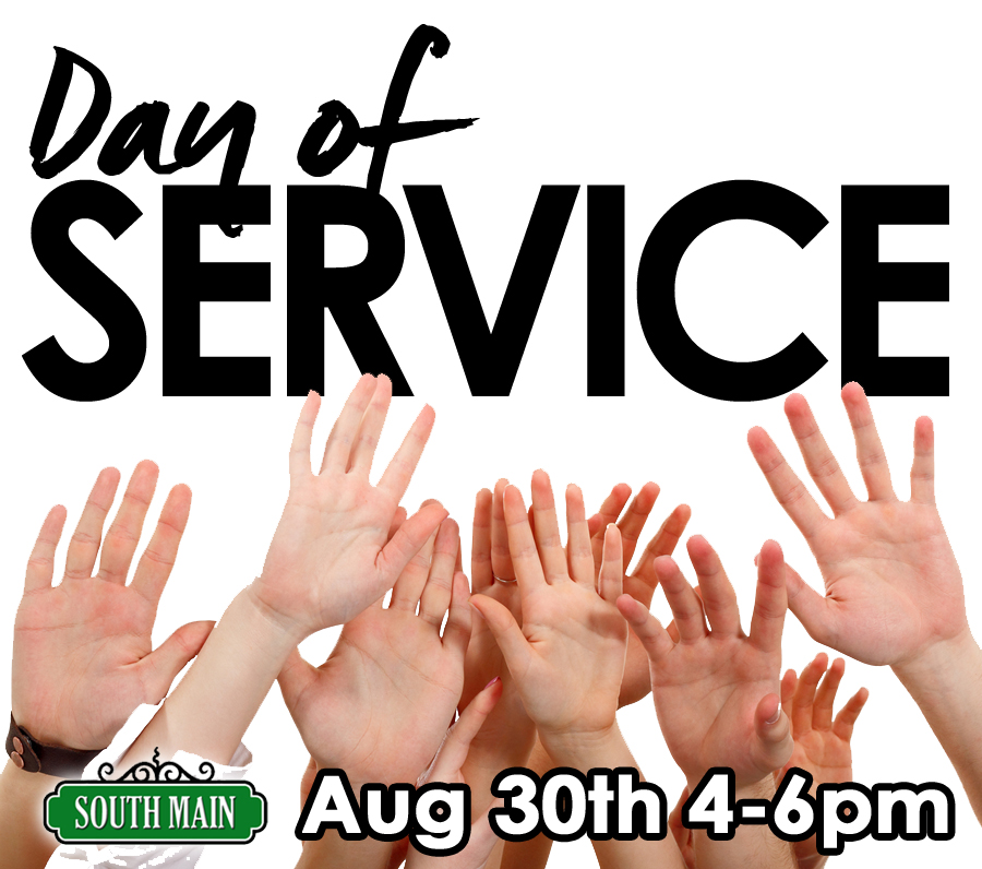 Day of Service Color